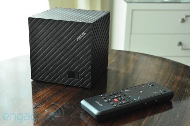Asus представит Google TV