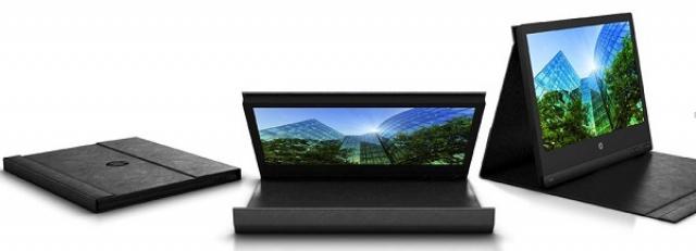 На CES 2013 компания HP представит свой первый USB-монитор с HD-разрешением