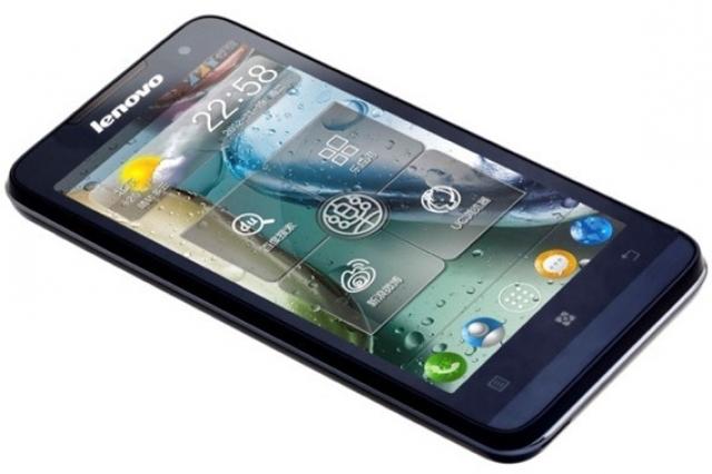 CES 2013: новая линейка Android-смартфонов от Lenovo