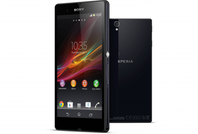Флагман от Sony - новый Xperia Z. Официально!