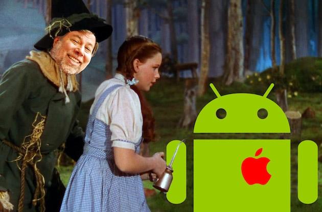 Стив Возняк считает, что Apple обязана выпустить Android-смартфон