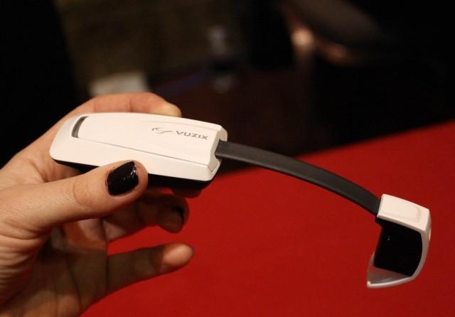 Новый конкурент Google Glass – очки Vuzix M100 на Android