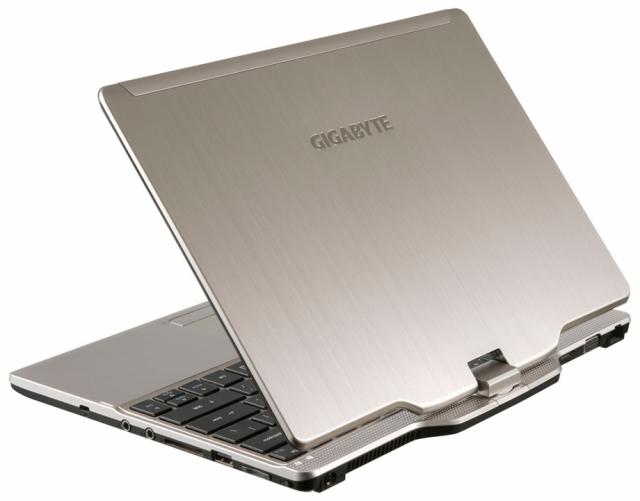 CES 2013: U2142 и U2442F – новые ультрабуки от Gigabyte