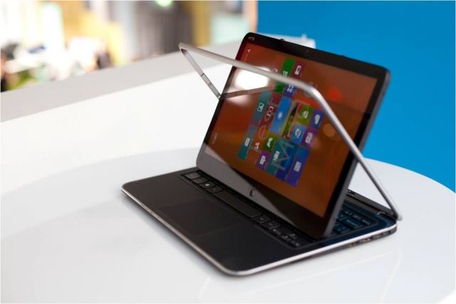 Ультрабук Dell XPS 12 – в Украине!
