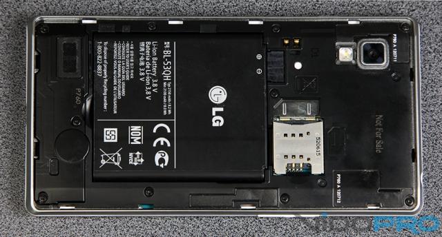 LG Optimus L9: новый глава семейства линейки L-Style