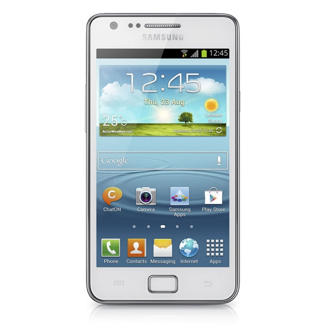 Samsung анонсировала Galaxy S II Plus