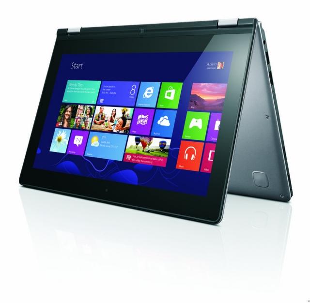 С IdeaPad Yoga 11S и планшетом Helix гибридные лэптопы Lenovo станут меньше