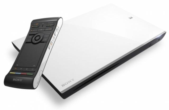 CES 2013: Новый пульт с голосовым управлением для Google TV от Sony