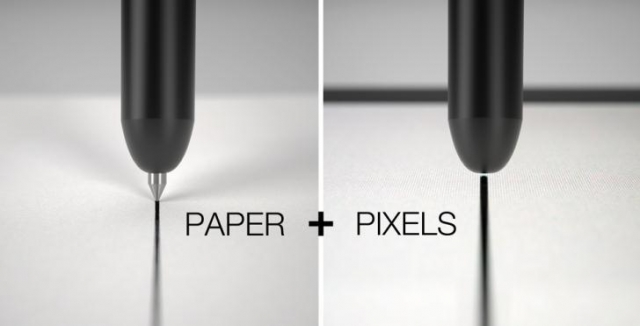 Touch Pen от Lunatik - стилус для iPad и шариковая ручка в одном флаконе