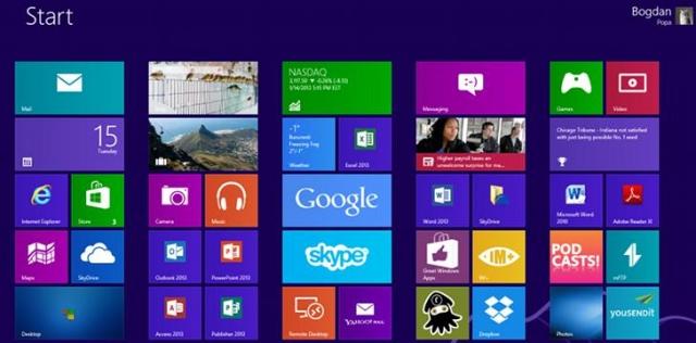 Закончился срок действия предварительных версий Windows 8