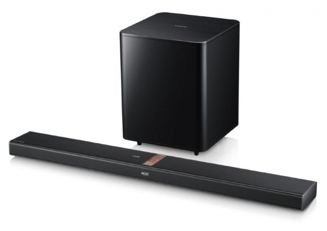 Новые беспроводные аудио-видео устройства Samsung
