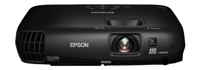 Первый портативный Epson 3D-проектор
