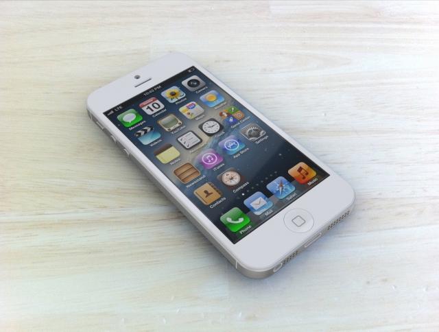 Европейские пользователи хранят информацию на iPhone 5