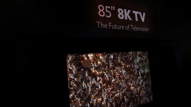 По следам CES 2013: телевизоры