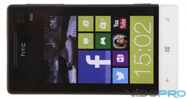 Windows Phone 8S: второй смартфон HTC на базе операционной системы Microsoft
