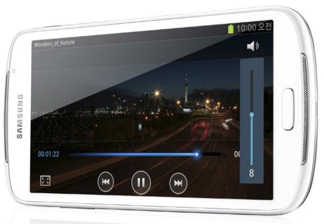 """Большой двойник Galaxy S III - Samsung Galaxy Fonblet с экраном 5.8"""""""