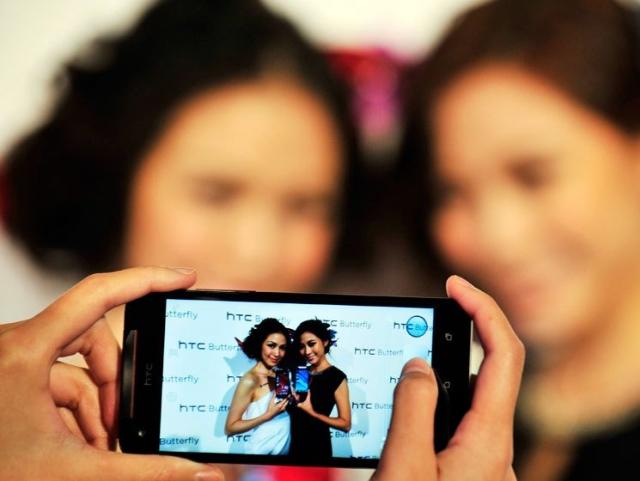 Смартфон HTC Butterfly - новый флагман уже в России