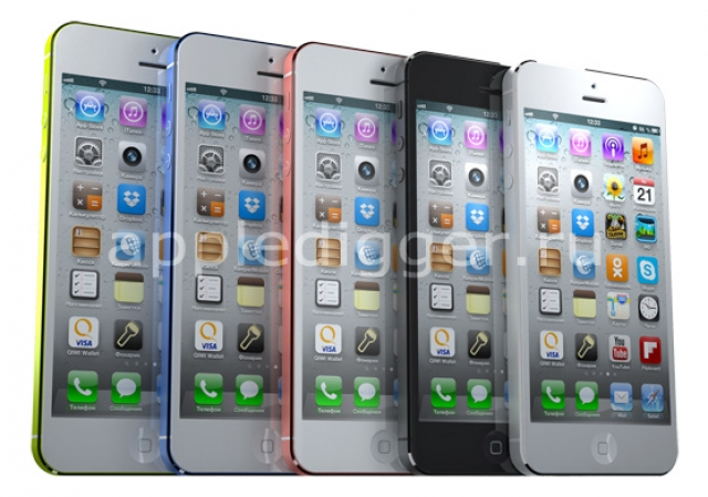 Новый iPhone - каким он будет?