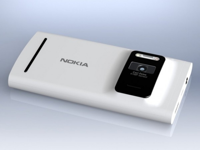 Nokia EOS: первый PureView Windows Phone с фотокамерой от Nokia 808 уже в этом году