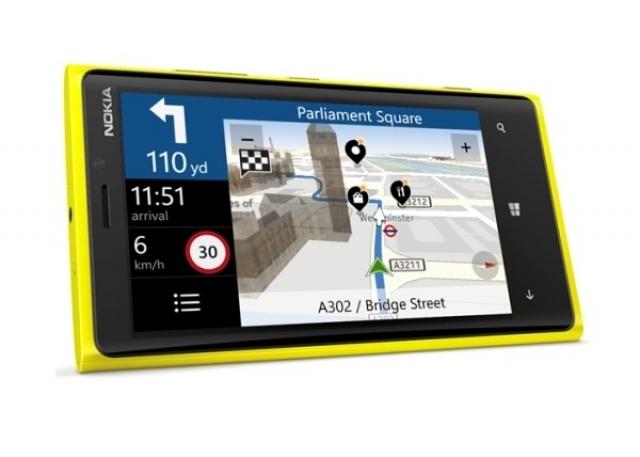 Приложение Nokia Drive+ теперь доступно для всех смартфонов на Windows Phone 8