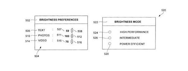 Apple представляет новую систему авторегулировки яркости экрана