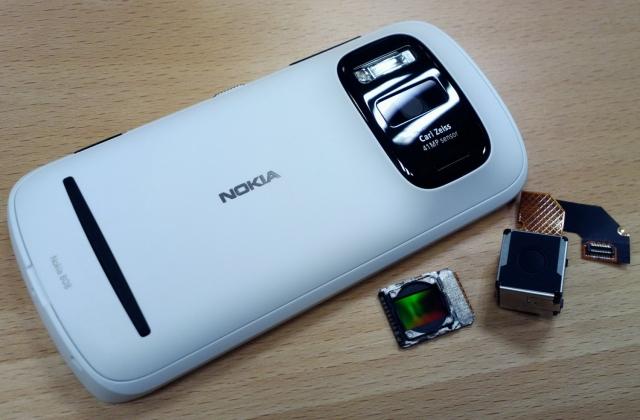 Nokia 808 PureView – последний смартфон, работающий под управлением Symbian