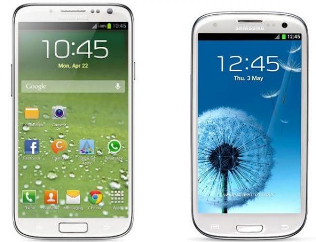 Samsung планирует продавать 10 миллионов Galaxy S IV ежемесячно