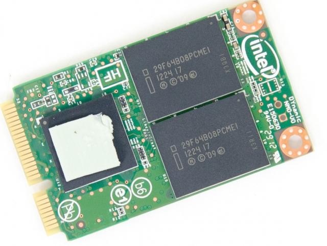 Intel представила твердотельные накопители серии 525