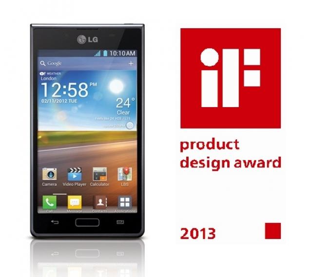 Семь устройств LG получили награды IF Design Product Award