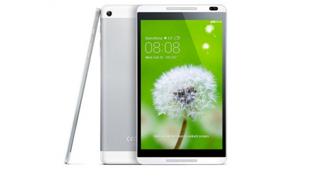 MWC 2014: MediaPad M1 - бюджетный компромис от Huawei