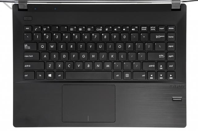 Обзор ноутбука ASUS ASUSPRO P2420LA: создан для бизнеса