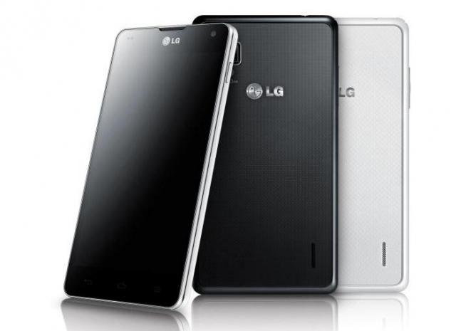 LG Optimus G – в Украине