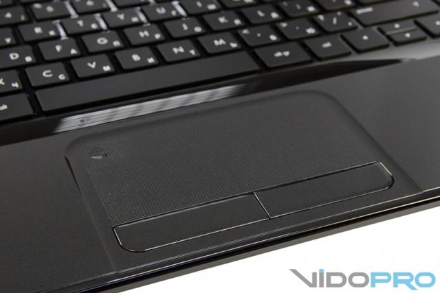 HP Pavilion Sleekbook 15-b055er: гладкий легкий гранит