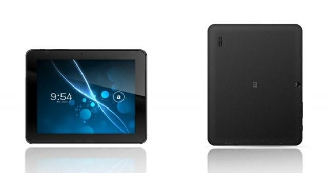 V81 – новый планшет от ZTE
