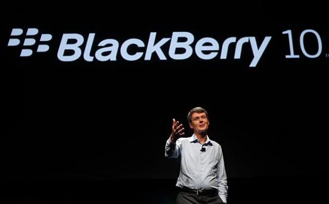 Новые функции BlackBerry 10
