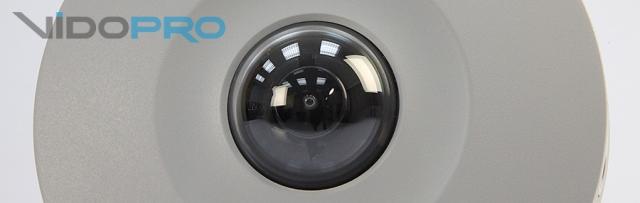 Обзор купольной сетевой камеры Panasonic WV-SW458 с обзором в 360 градусов