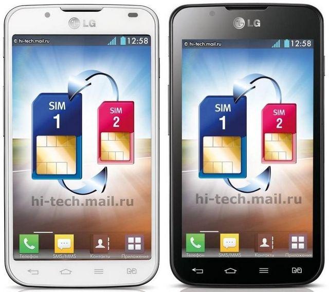 LG Optimus L7 II Dual – порадует ли LG любителей смартфонов Dual-SIM?