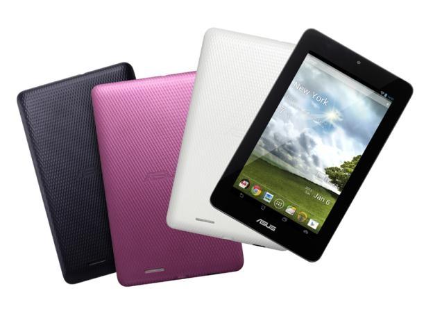 Бюджетный планшет ASUS MeMO Pad на Android