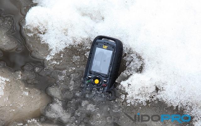 CAT B25: лучший телефон-«внедорожник» со времен Siemens ME45