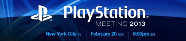 Дебют PS4 запланирован на 20 февраля