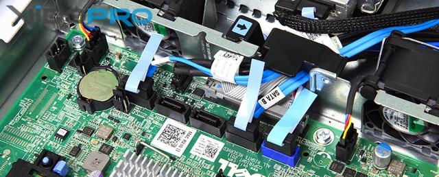 Обзор стоечного сервера Dell PowerEdge R210 II