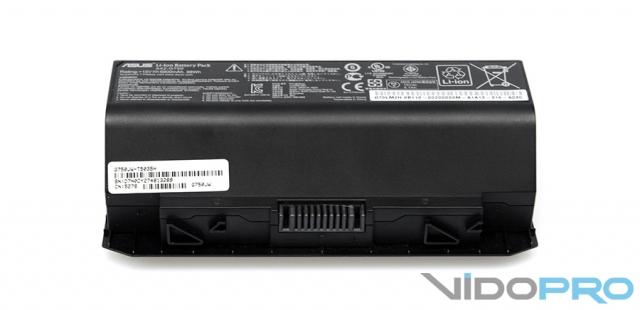 Ноутбук ASUS G750JW: боевая машина