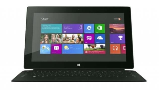 IT-персонал выбирает планшеты под управлением Windows 8