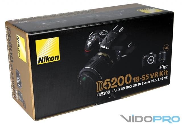 Nikon D5200: 24-мегапиксельная зеркалка