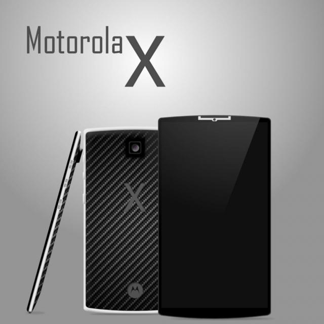 Google и Motorola работают над созданием X Phone