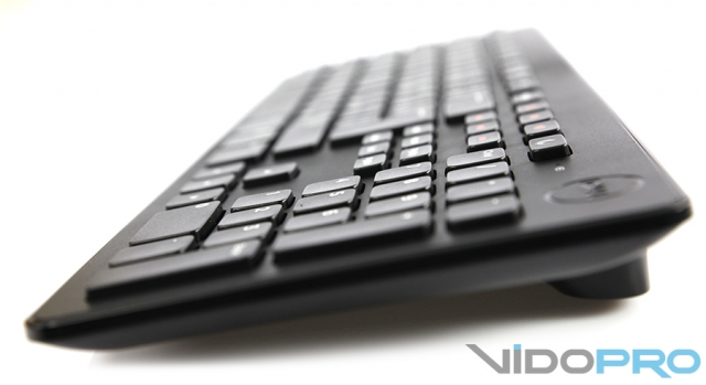 Dell KM632 Wireless Multimedia Keyboard and Mouse: десктоп-сет