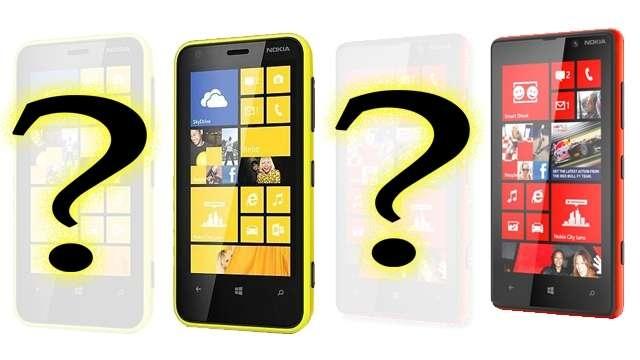 В сети появилась информация о Nokia Lumia 520 и 720