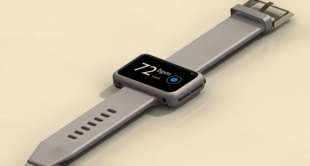 Компания  Neptune Computer поместила смартфон в наручные часы