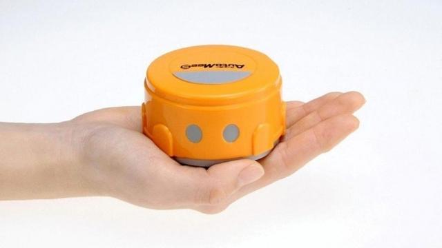 Компания игрушек Takara TOMY выпустила маленького чистильщика экранов