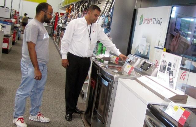 Стиральная машина LG с технологией стирки паром получила сертификат Фонда астмы и аллергии США